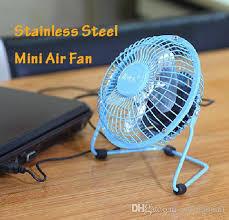 desk fan.  Desk Acheter Metal Small Air Desk Fan 3 Couleurs Disponibles Bleu Rose Noir  Avec Usb Alimentation Line Mini Refroidisseur Portable Cooling Desktop Power Laptop  For I