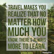 Image result for travel education