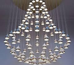 porcelain oled chandelier by black and haviland inhabitat green design innovation architecture green building
