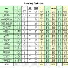 inventory control spreadsheet template inventory control spreadsheet template free haisume with regard