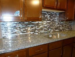 marvelous glass tile for backsplash at tiles kitchen