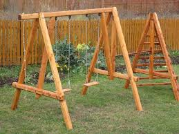 swing set backyard plans yourself