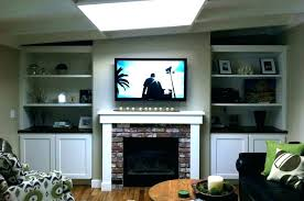 best tv wall mount above fireplace best tv wall mount for stone fireplace