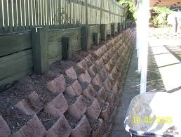 Small Picture Retaining Wall Retaining Walls With Bags Of Cement Ask Home Design