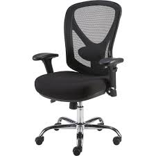 office bucket chair. Staples Crusader Mesh Ergonomic Operator Chair, Black Office Bucket Chair R