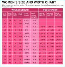 European Shoe Size Chart Converter European Shoe Size