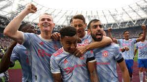 Premier League: Manchester United bleibt nach Sieg an Liverpool dran -  Premier League - Fußball - sportschau.de
