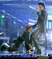 Adam Lambert's Most Memorable AMA Moments | Top Idol