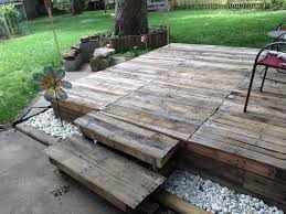 outdoor pallet wood. Diy Pallet Wood Deck Best 25 Decking Ideas On Pinterest | Patio, Outdoor