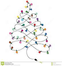 christmas tree light bulb clipart. Interesting Tree Christmas Tree Garland Throughout Tree Light Bulb Clipart L