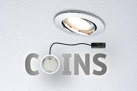 ebl set coin led rund