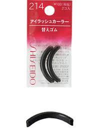 shiseido eyelash curler. shiseido eyelash curler refill 214 n