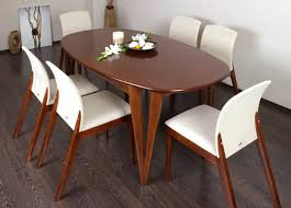 Oval Shaped Dining Table Cloth In India Oval Shape Dining Table  Inside  Oval Shaped Dining