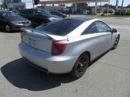2004 Toyota CELICA GT CUIR TOIT-OUVRANT ! TRÈS PROPRE à vendre ...