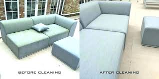 ideas cleaning patio cushions or how to clean outdoor before u after with unique mildew idea