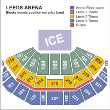 First Direct Arena Seating Chart Buy Tickets To Bear Grylls Endeavour Leeds First Direct