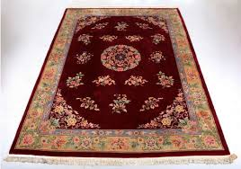 very large chinese rug carpet 393 x 274 cm 12 11 x 9 wo