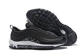 High Quality Nike <b>Air</b> Max 97 <b>Men's</b>-Women's Black/White Resistant ...