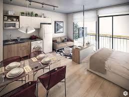 Interior Design Ideas For One Room Apartment  Rift DecoratorsDesign For One Room Apartment