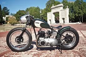cro motorcycles triumph trw 5oo custom