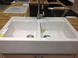 ikea kitchen tour double apron sink apron kitchen sink