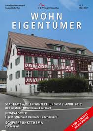 Wohneigentuemer 3 2017 By Vorstufe Binkertbuag Issuu