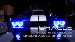 dodge challenger 392 srt8 custom oracle lighting installation by advanced automotive concepts you