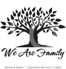 Blank Family Tree Clip Art Family Tree Clipart 1115561 By Johnny