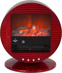 Fireplaces Rot El Fuego Ay 3292 Elektrokamin Mannheim