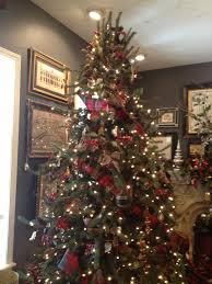 Plaid Christmas Tree Christmas Tree Idea Tartan Plaid Ribbon Is My Absolute Favorite