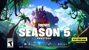 For fortnite chapter 2 season 4 expect much of the same when the season releases; Fortnite Season 5 Chapter 2 Is Under Development Know More Dailynewsx