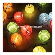 Led Solar Lampion Lichtslingers Decoratie Voor Indoor Buiten Balkon