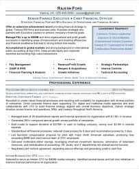 Executive Resume Format Best 28 Finance Resumes In PDF Free Premium Templates