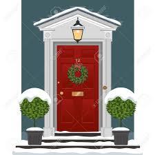 Decorating front door clipart pictures : Door clipart front door - Pencil and in color door clipart front door