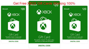 how to get free xbox gift cards working 100 new update free xbox cards code get free xbox games