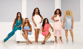 real housewives of atlanta reunion recap kenya moore spars with phaedra parks and kim fields