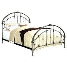 decoration metal king bed brushed bronze platform size frame decoration definition in spanish