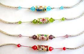 whole chinese jewelry handmade cloisonne flower enamel beaded bracelet from china jewelry importer