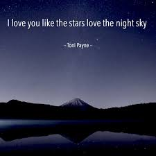 Quotes About Stars And Love Impressive Endearing Love Quote Toni Payne Official Website