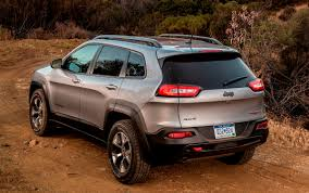 Off-Road Test Review - 2014 Jeep Cherokee Trailhawk On Some Tough ...