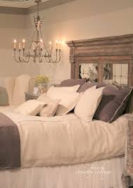french country bedroom designs. Exellent Bedroom Luxurious Bed With Mirrored Headboard On French Country Bedroom Designs N