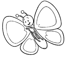 Spring Coloring Pictures For Kindergarten Activity
