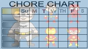 Batman Behavior Chart Awesome Superhero Batman Chore Chart Behavior Chart With Button Rewards