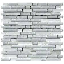 stone mosaic tile details glass stone mosaic tile backsplash installation