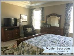 Mary ORGANIZES   Master Bedroom Tour 7