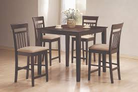 Tall Square Kitchen Table Set Kitchen Table And 4 Chairs Best Kitchen Ideas 2017