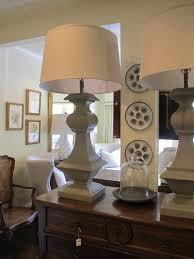 Oversized Lamp @ Greyhouse, Atlanta Georgia