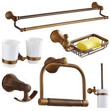 Copper Bathroom Accessories Sets Popular Antique Bath Accessories Buy Cheap Antique Bath