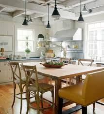 Cottage Style Kitchen Table Cottage Style Kitchens Traditional Home