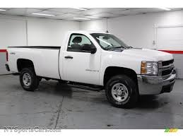 2009 Chevrolet Silverado 2500HD Work Truck Regular Cab 4x4 in ...